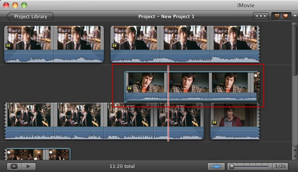 How to Use Picture in Picture Effect in iMovie