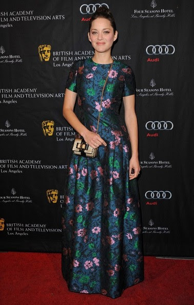 Marion Cotillard - BAFTA LA 2013 Awards Season Tea
