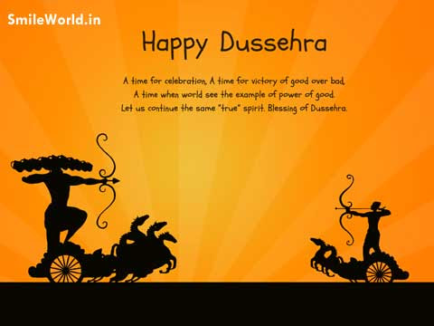 10 Best Hindi \/ English Vijaya Dashami  Dussehra Wishes Card