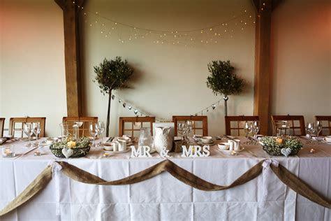 Rustic head table, Mr & Mrs, burlap   Wedding ideas