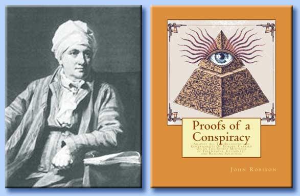 john robinson - illuminati