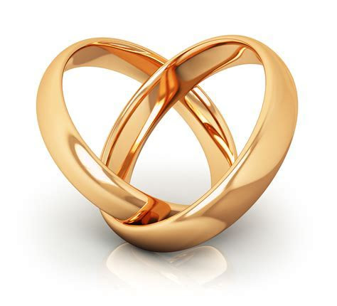 Staff surprise as three wedding rings left behind at