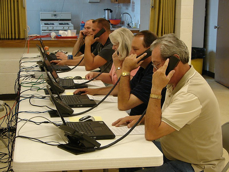 USW Phone Bank August 2008 Ohio