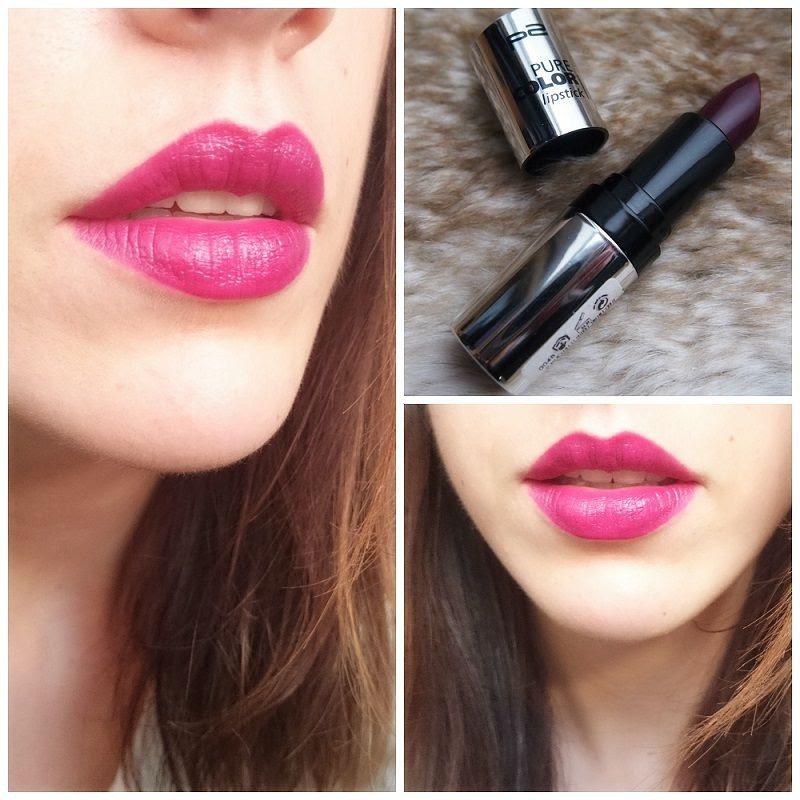 p2 pure color lipstick, Farbe: 101 Rue de Rivoli