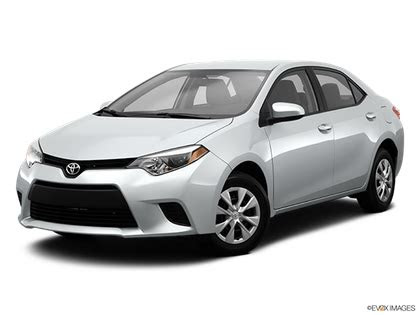 toyota corolla review carfax vehicle research