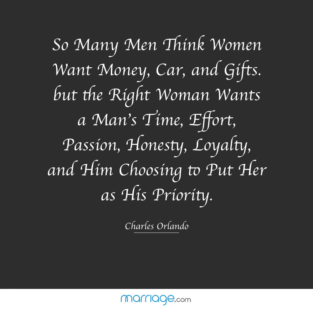 So Many Men Think Women Want Money Car Marriage Quotes
