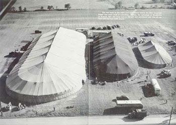 Tent revivals