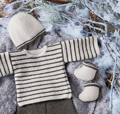 Chic Minimalist Baby Set