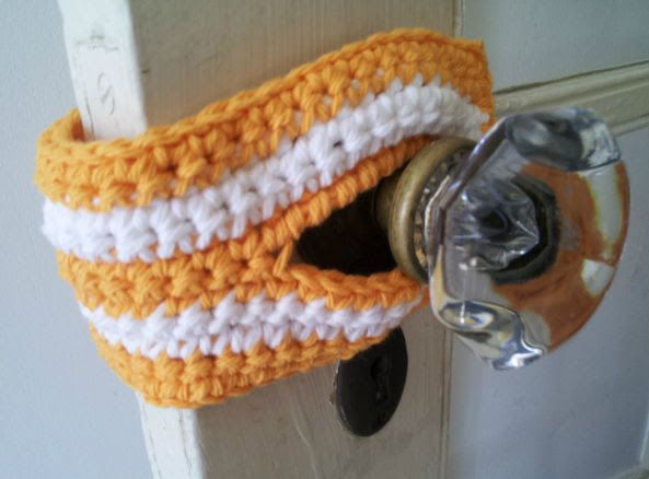 crotchet door jammers. Genius