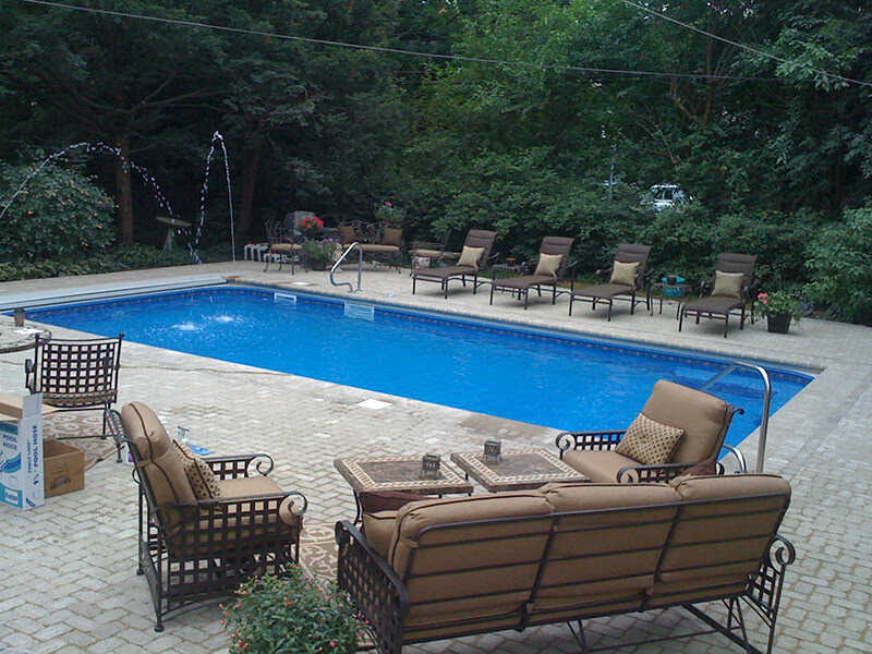 Russos Pools Spas Outdoor Living Elmhurst Chicago Area Pool