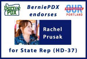 Berniepdx Endorsements For City Council And Oregon House District 37