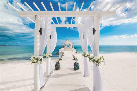 Sandals Resorts Inspires Brides And Grooms With Its