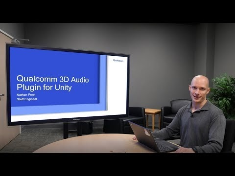 Get Started with the Qualcomm 3D Audio Plugin for Unity