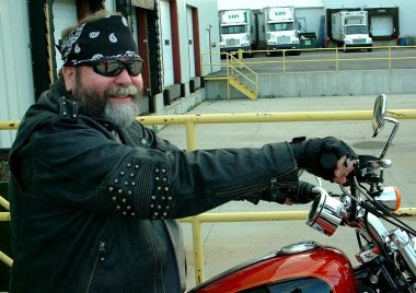 me on a harley 4