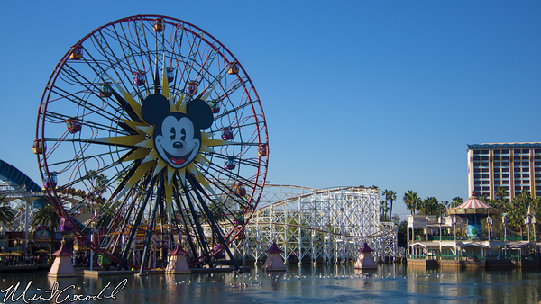 Disneyland Resort, Disney California Adventure, Paradise Pier, Mickey, Fun, Wheel