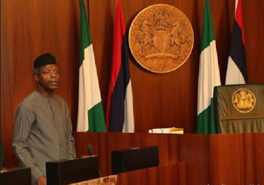 Image result for FEC meeting starts without Buhari