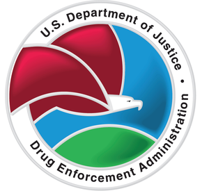 English: The Seal of the Drug Enforcement Admi...