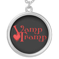 KRW Vamp Tramp Sterling Silver Necklace necklace