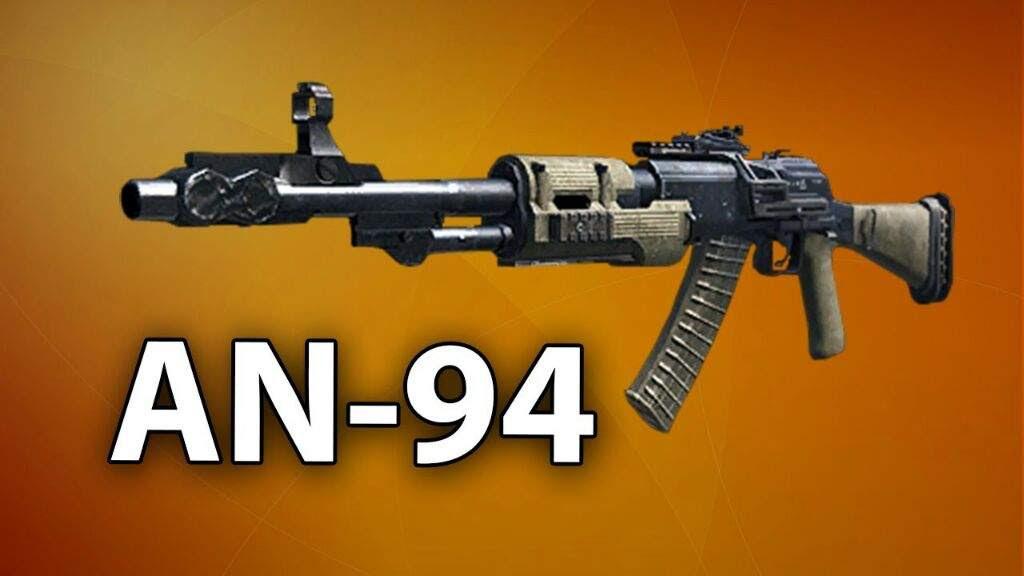 Resultado de imagem para AN-94