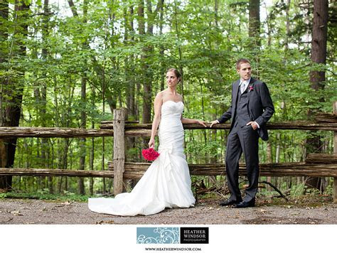Kortright Centre for Conservation Wedding, Vaughan   Kim