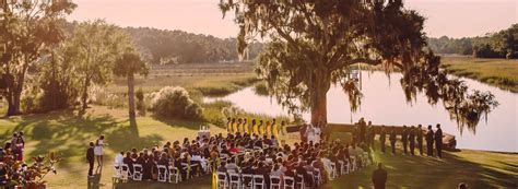 Dunes West Golf Club ? Charleston Wedding Photography