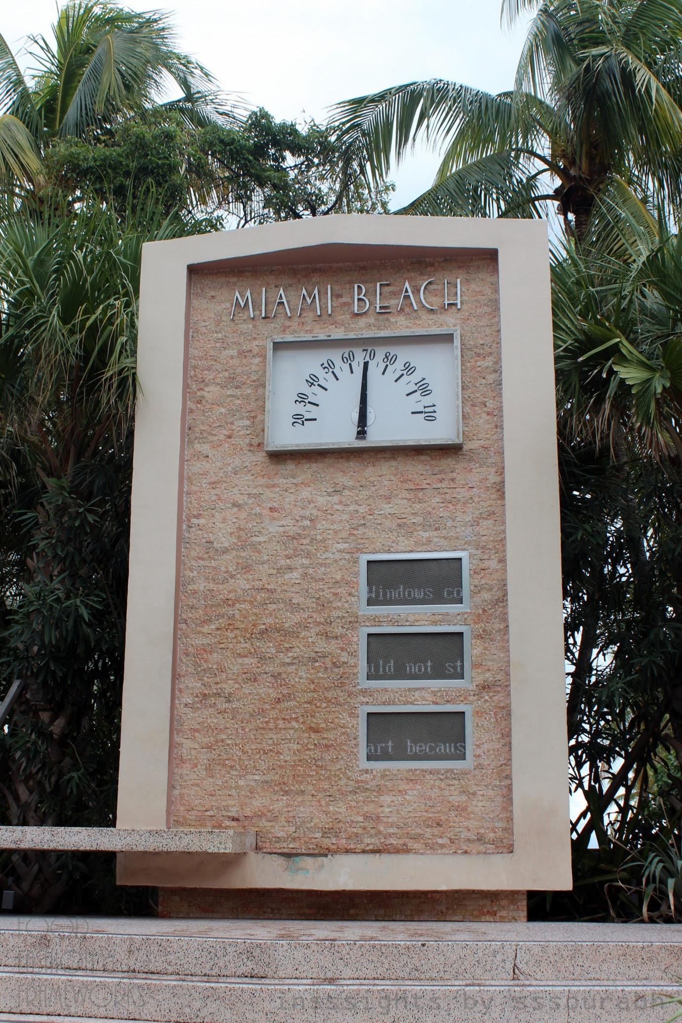 news cafe south beach miami @sssourabh