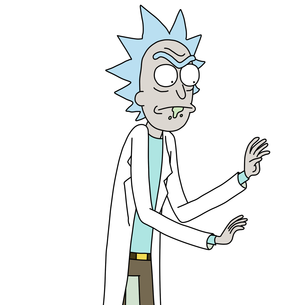 Rick Vector by Clam5hell on DeviantArt