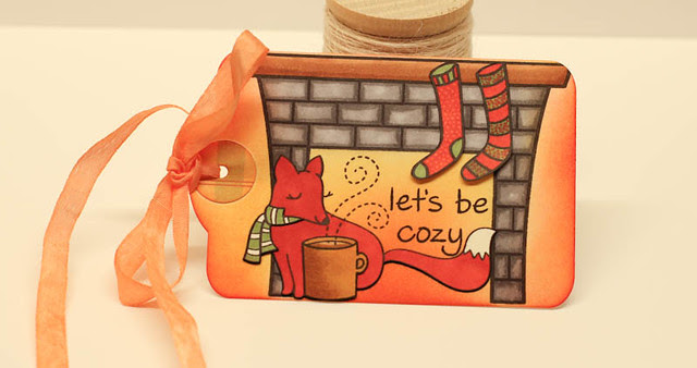 Holiday Tag 4 - Let's Be Cozy