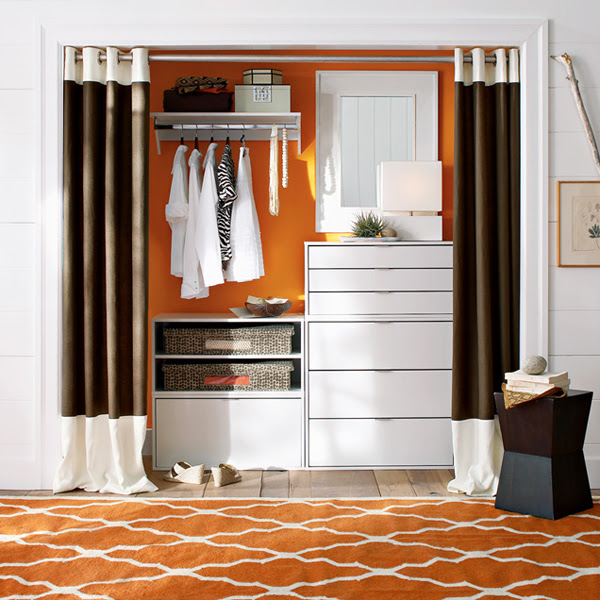 Dressing Room Design Problems And Solutions | InteriorHolic.