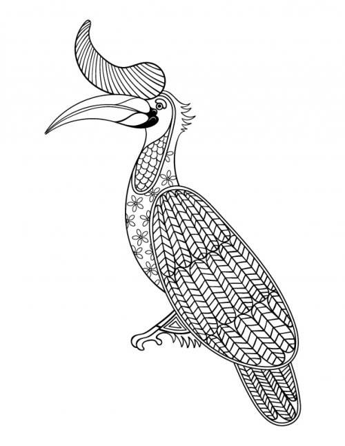 5200 Stress Relief Coloring Pages Animals Pictures