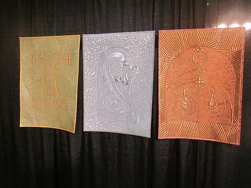 """Odin's Trilogy"" by Linzi Upton of Aberdeenshire, Scotland"