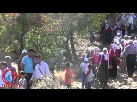 Bozkır Küçük Hisarlık Köyü Erenler Pilavı 26.08.2012 Millet Dağılıyor