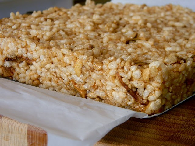 Grown - Up Crispy Treats