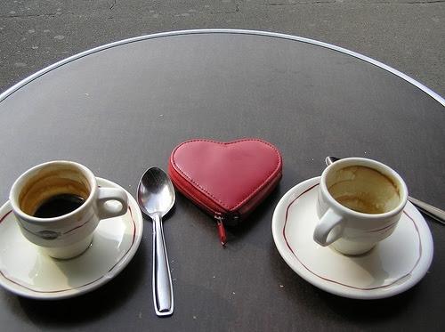 cafe, coeur, coffee, cup, heart, love