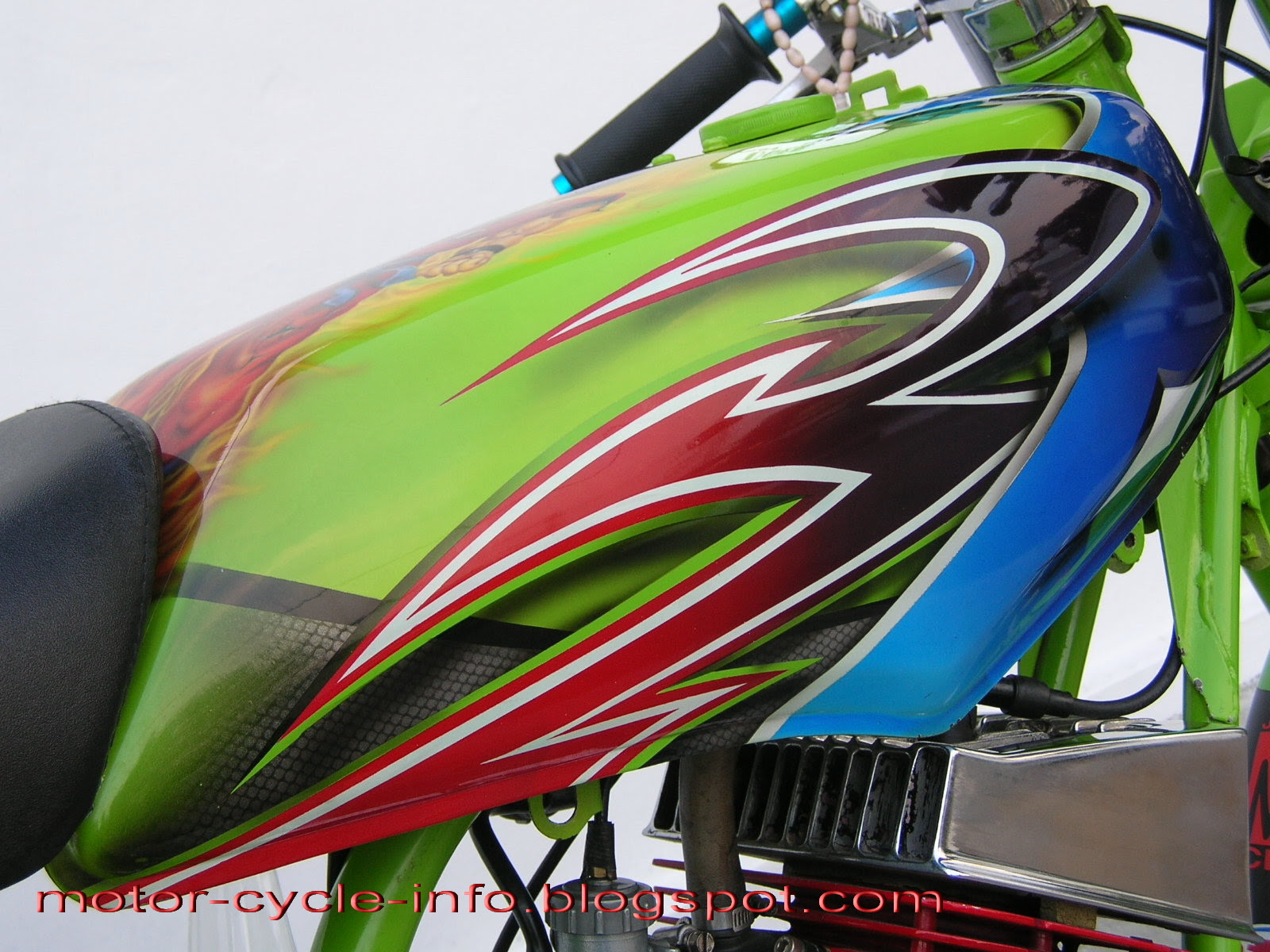 Gambar Rx King Yamaha