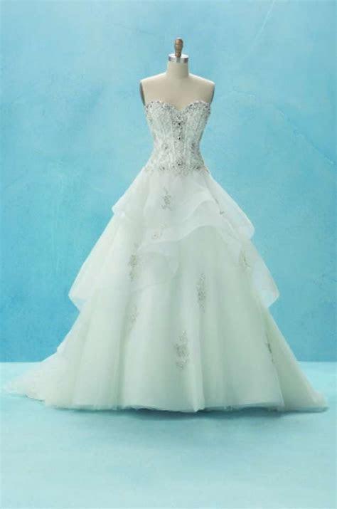 Alfred Angelo Belle Disney Princess Line Wedding Dress