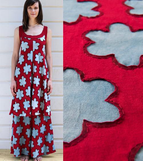 little.flowers.wideneck.dress