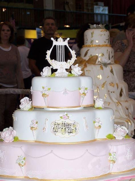 Wedding Cake Tulsa Cake Show by Ally Cake Designs, via
