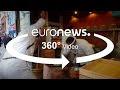 Βίντεο 360°: Οι γρηγορότεροι κατασκευαστές ρυζιού mochi στην Ιαπωνία
