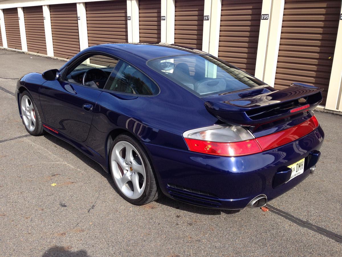2004 996 C4s Aero Kit Coupe Rennlist Porsche