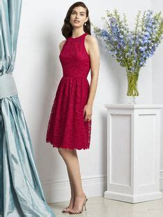 1000  images about Red Bridesmaid Dresses on Pinterest