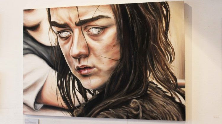 Game Of Thrones Gallery Comes To Shoreditch Eastlondonlines