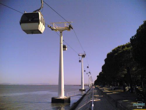 Teleférico Expo Vasco da Gama, Lisboa