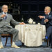 Ian McKellen, left, and Patrick Stewart in a performance of