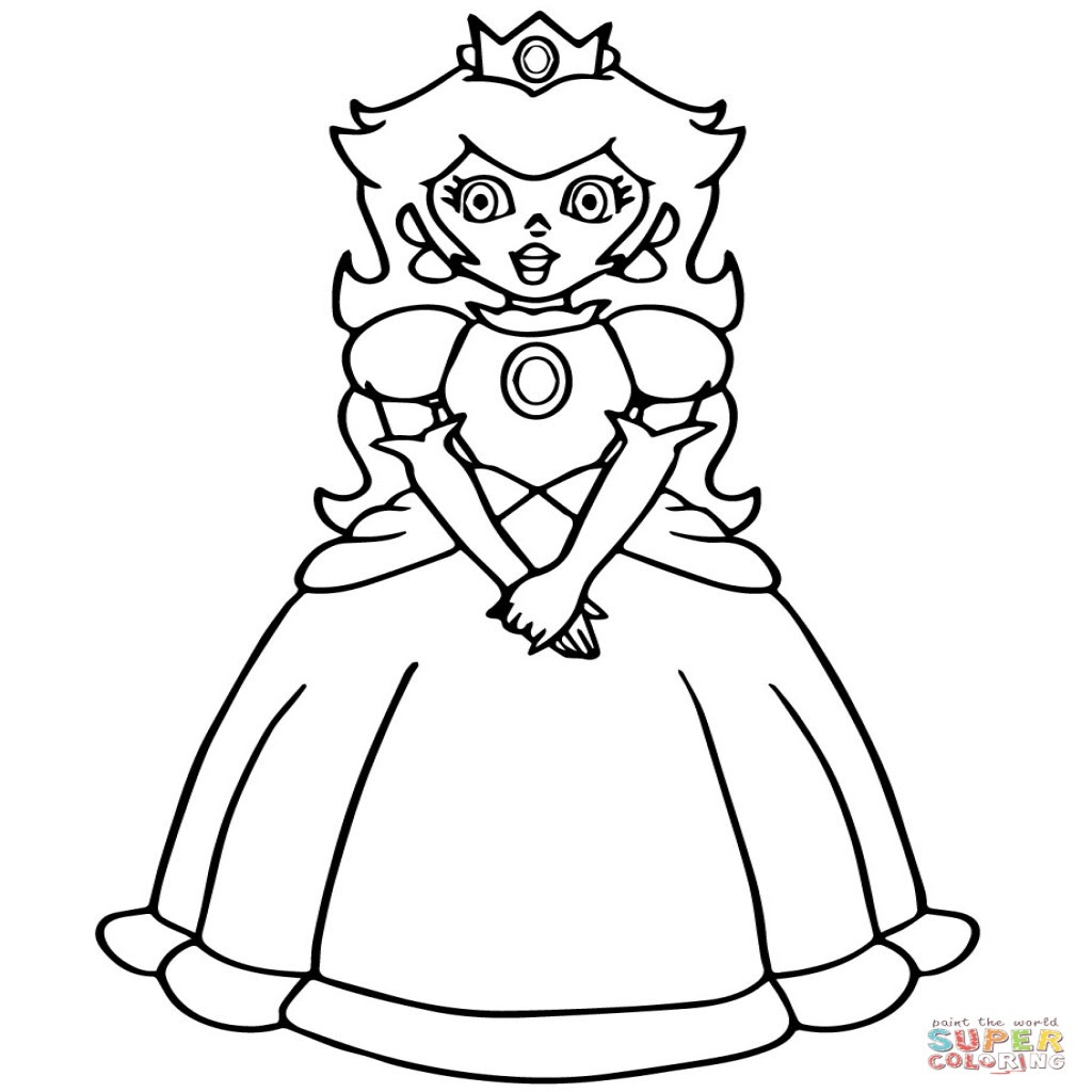 Princess Coloring Pages Free Download Best Princess Coloring Pages