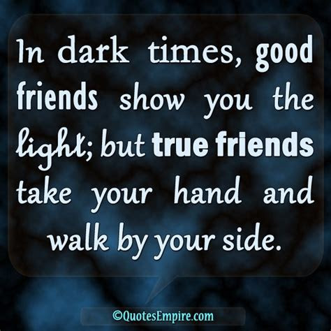 Friends Always By Your Side Quotes