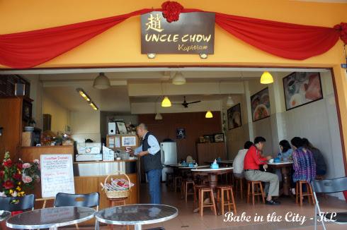 Uncle Chow Kopitiam