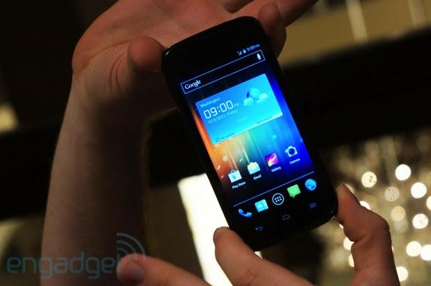 Huawei Ascend P1 LTE handson