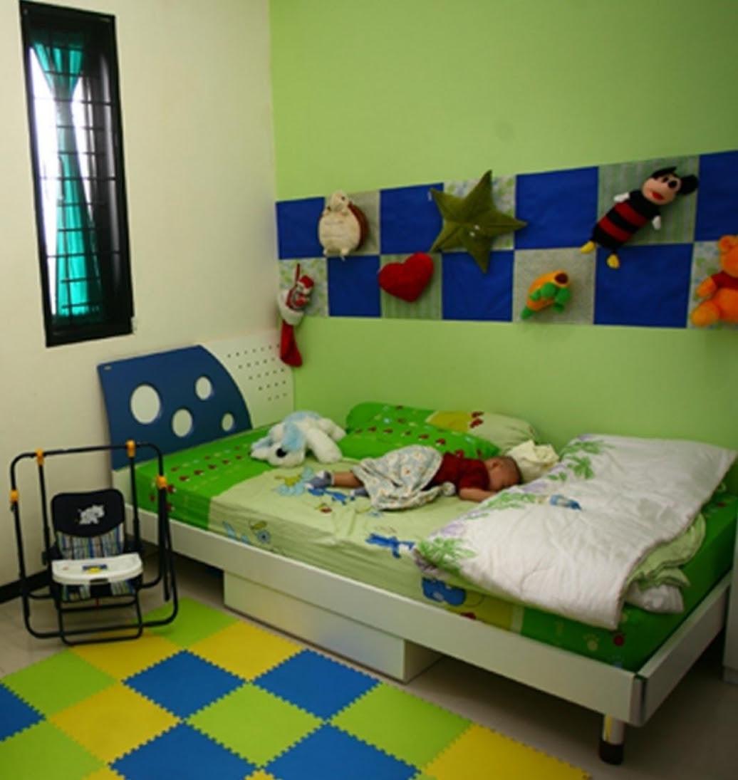 desain kamar tidur anak perempuan ukuran 3x3 | desain rumah