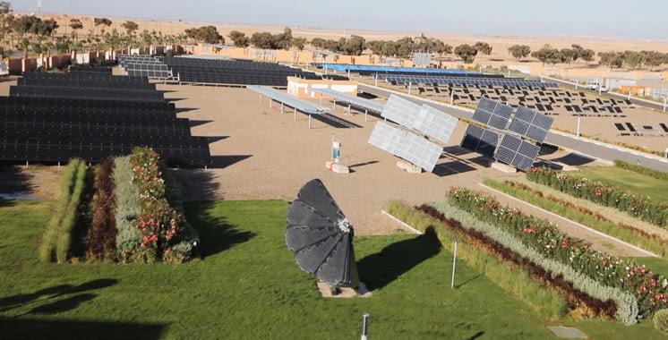 Le roi Mohammed VI inaugure le «Green Energy Park» et l'Université Mohammed VI Polytechnique à Benguerir